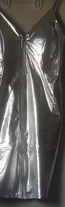 Haute Monde Silver Stretched Dress